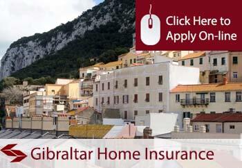 home insurance in Gibraltar