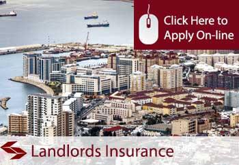 landlords insurance in Gibraltar